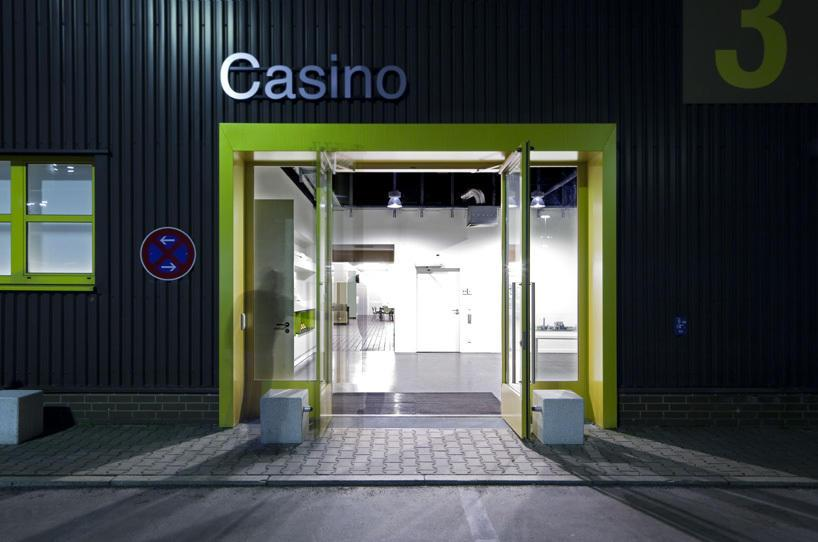 Casino Kraftwerk Reuter