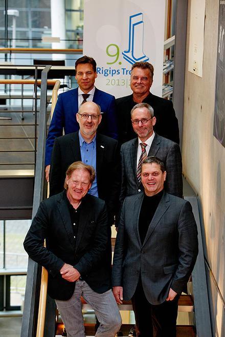 Jurysitzung Rigips Trophy 2013 / 2014
