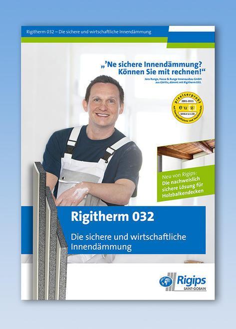Broschüre Rigitherm Holzbalkendecke