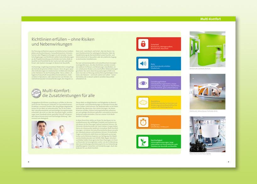 Zukunftsorientierte Lösungen für Gebäude im Gesundheitswesen