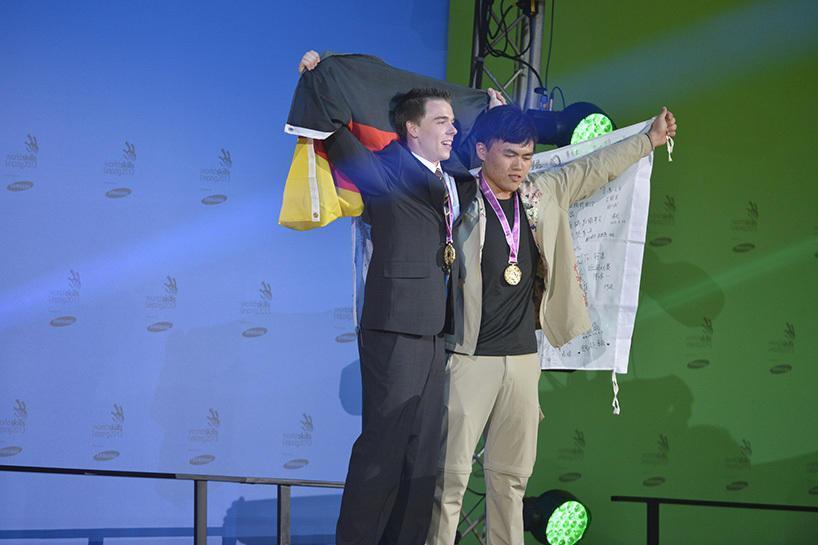 Gewinner WorldSkills