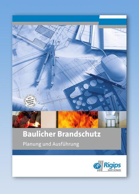 Broschüre Baulicher Brandschutz