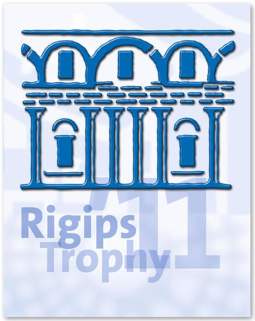 Logo Rigips Trophy 11