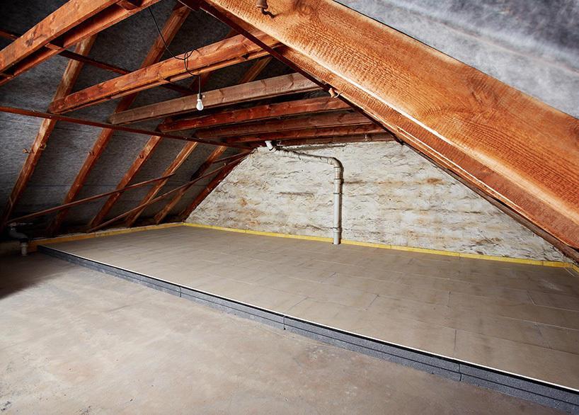 Rigidur Dachbodenelement 031 TF