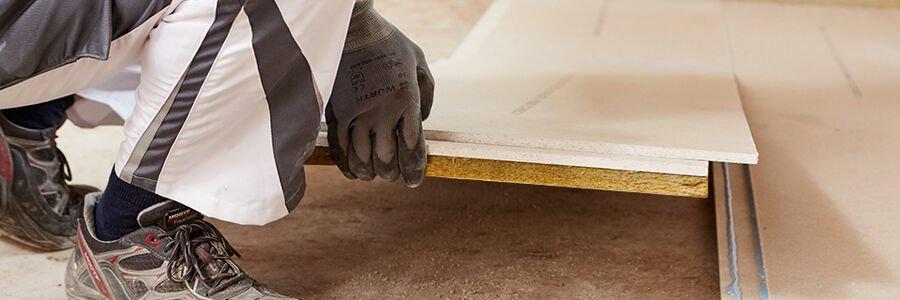 Boden/Fußboden - Rigidur Trockenestrichelemente