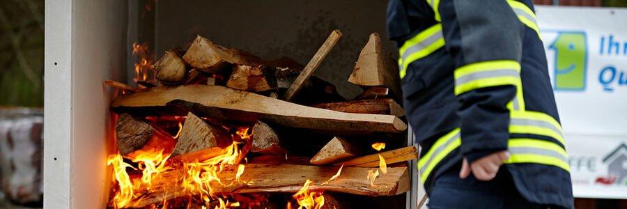 Baulicher Brandschutz