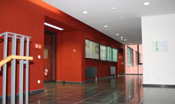 Uni Leipzig, Institutsgebäude der Wirtschaftswissenschaften